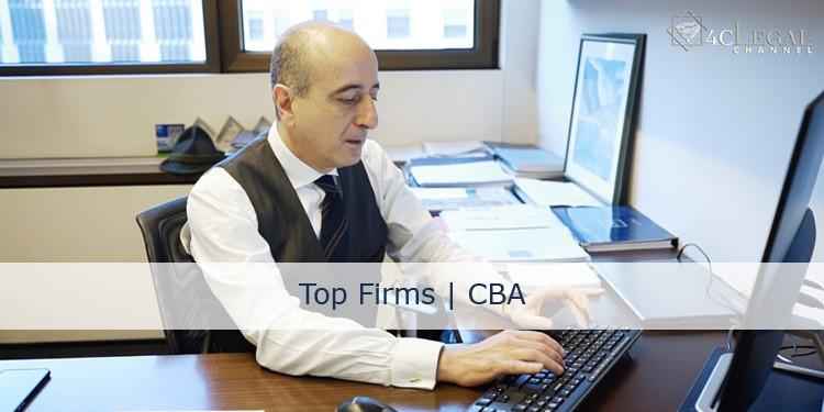 <span>Top Firms | CBA</span>