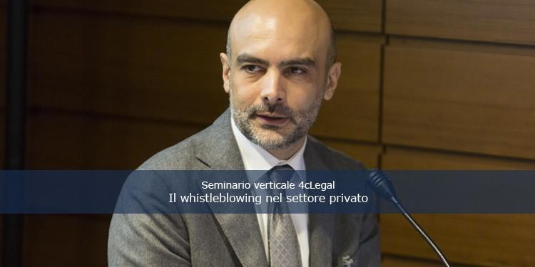 <span>3. Il rapporto tra whistleblowing e normativa in materia di privacy</span>